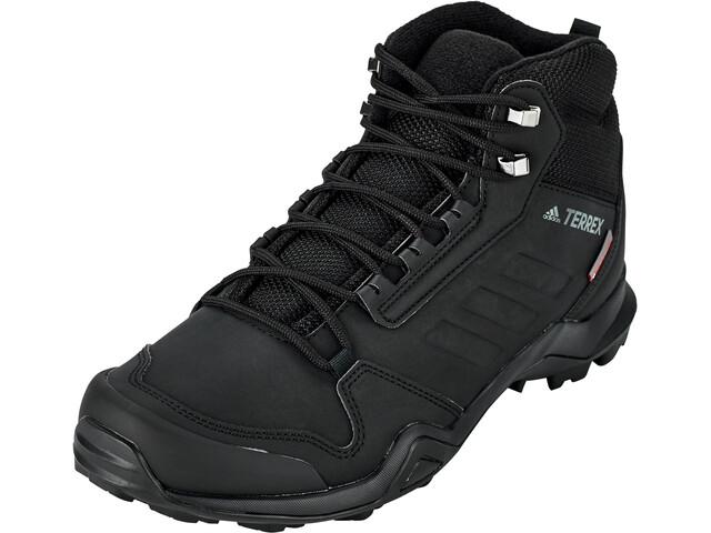 adidas TERREX AX3 Beta Climawarm Mid-Cut Schuhe Herren core black/core black/grey five
